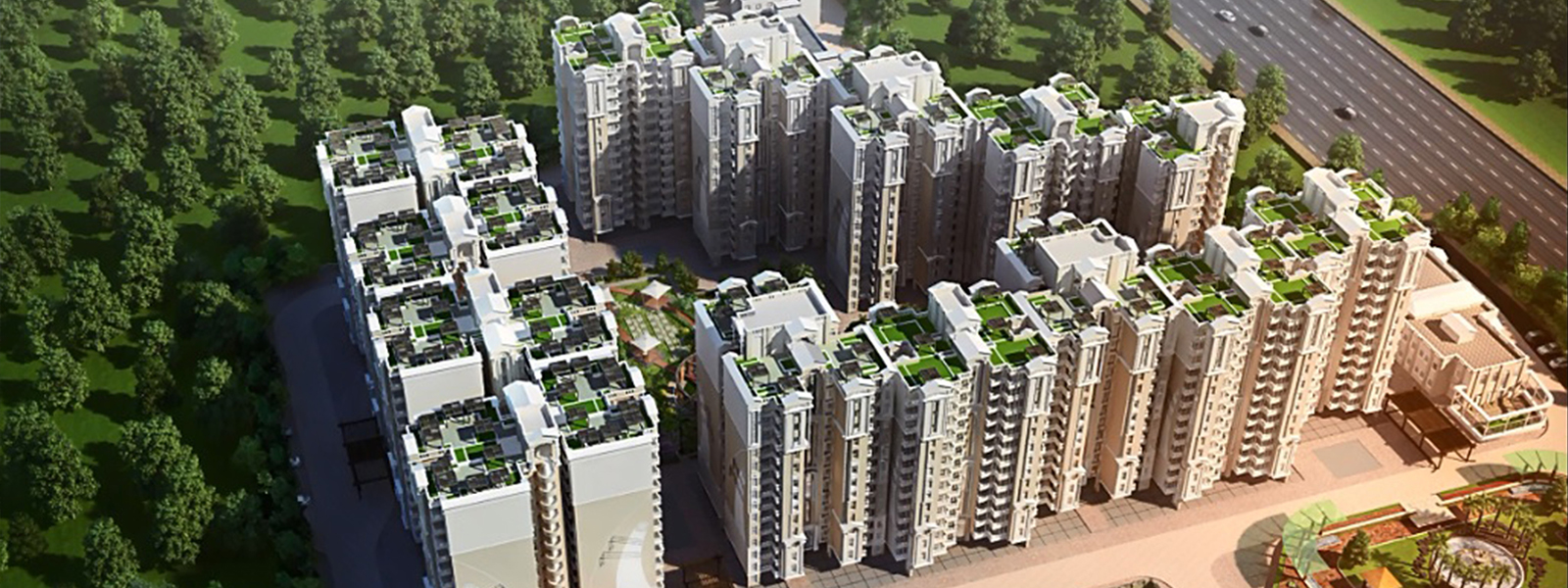 Residential Projects in Thane West